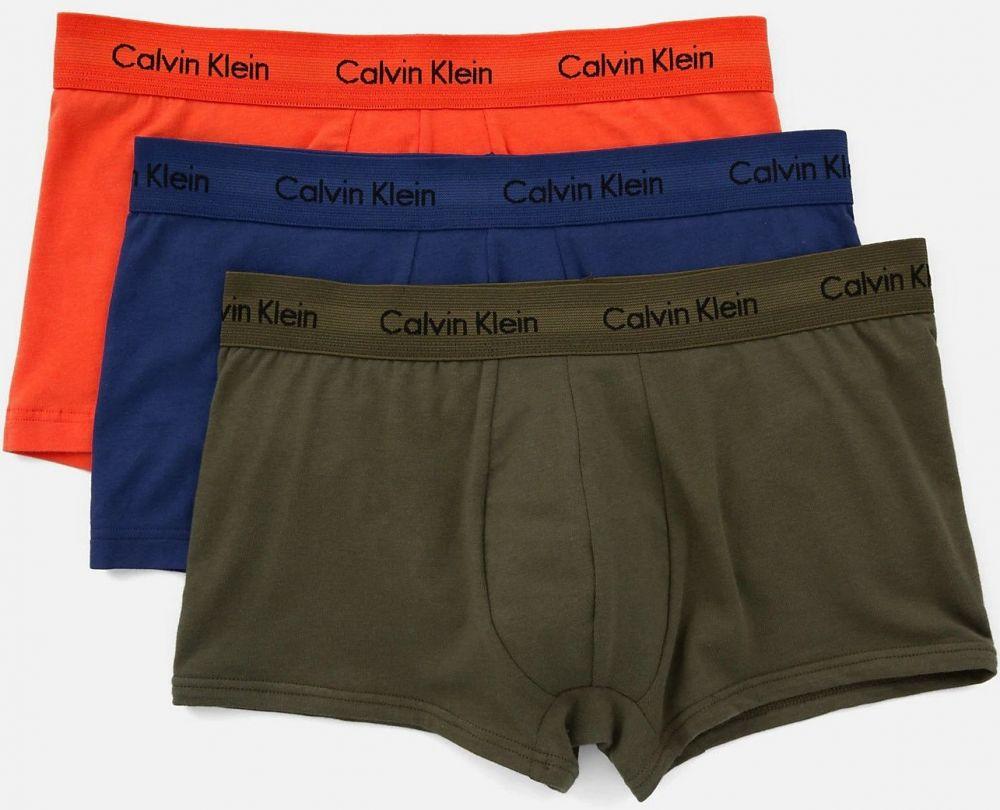7d52396fd1 Calvin Klein 3 pack farebných pánskych boxeriek Cotton Stretch značky Calvin  Klein - Lovely.sk
