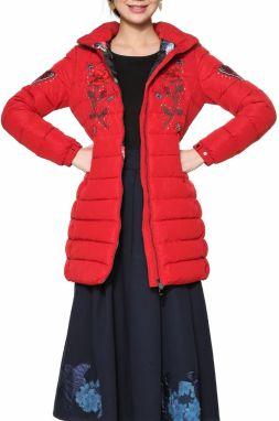 ea7bb8ad8 Desigual červená džínsová bunda Kyle značky Desigual - Lovely.sk