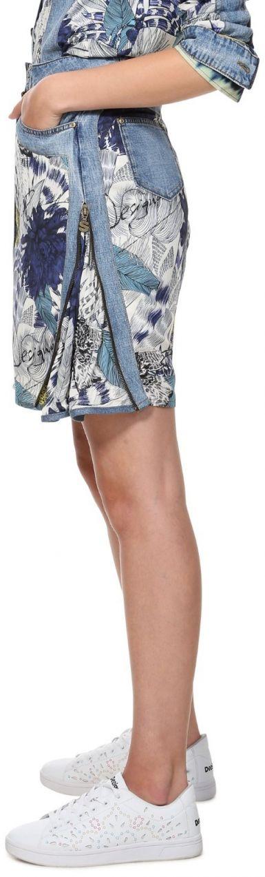 3c325f7f21a9 Desigual farebná sukňa Fal Navil značky Desigual - Lovely.sk