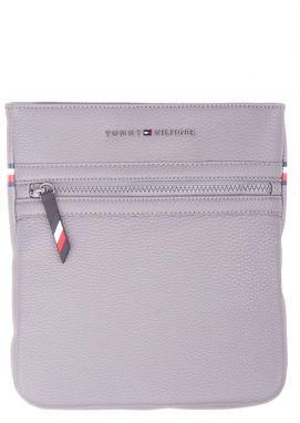 Tommy Hilfiger sivá pánska taška Essential Crossover II Smoked Pearl 532a24fb833