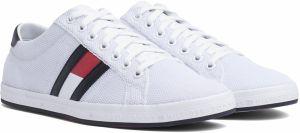 Tommy Hilfiger biele pánske tenisky Essential Flag Detail Sneaker White ceab09e137