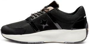 774a2d778 Converse čierne tenisky na platforme Run Star značky Converse ...