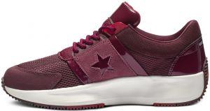 Converse vínové bordové tenisky na platforme Run Star značky ... 9e08f10dbb8