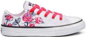 082f5a5ab5e7 Converse kvetované dievčenské tenisky Chuck Taylor All Star značky ...