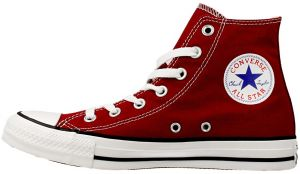 Converse topánky Chuck Taylor All Star Red