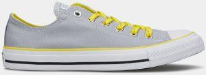 e2ba3c0fee56 Converse sivé tenisky Chuck Taylor All Star Ox Wolf Grey Fresh Yellow  galéria