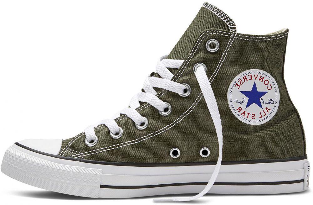 Converse khaki dámske topánky Chuck Taylor All Star značky Converse -  Lovely.sk d30bfc55863