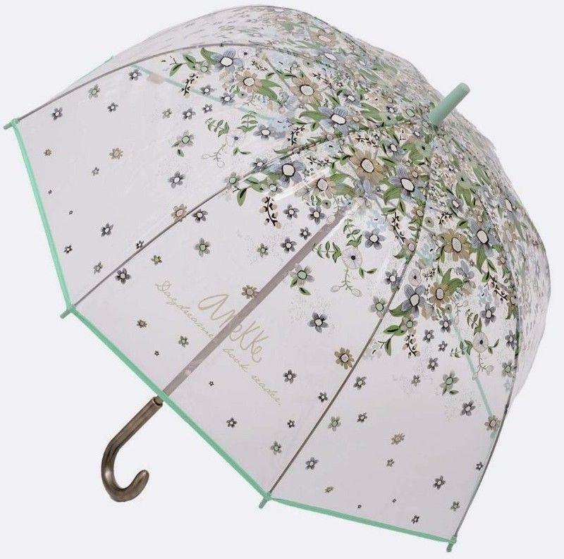 7436be8fd Anekke zelený priehľadný palicový dáždnik Jane značky Anekke - Lovely.sk