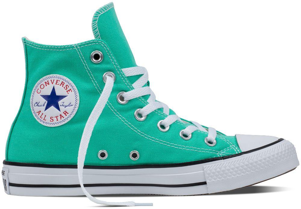 aadf57e333 Converse mentolové členkové topánky Chuck Taylor All Star CTAS Hi značky  Converse - Lovely.sk