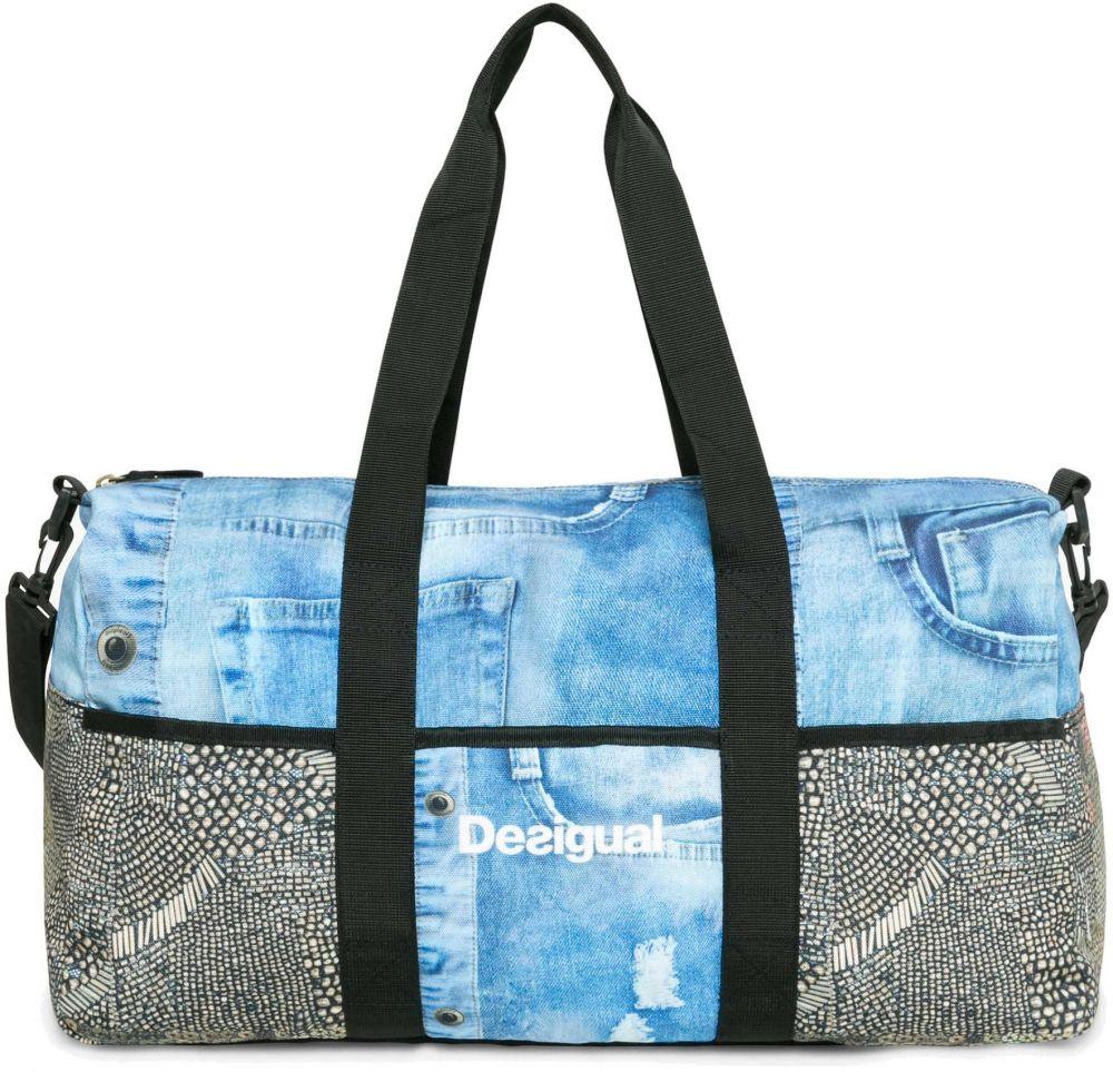 829dcff20fb58 Desigual športová veľká taška Life Bag Y Luxury značky Desigual - Lovely.sk