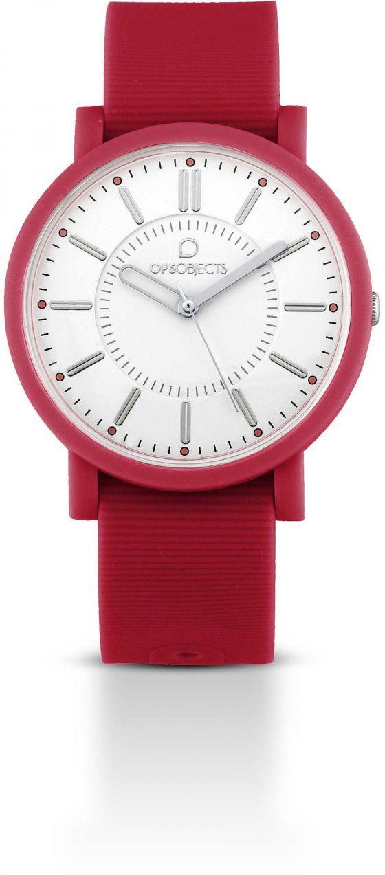 98f3a8f48 Ops! Objects červené hodinky Ops!Posh značky Ops! Objects - Lovely.sk