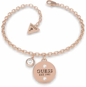 Guess rose gold náramok Guess L.A.