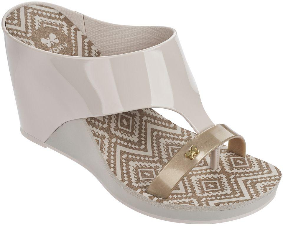 62e167fde8ee Zaxy béžové topánky na kline Glamour Top III Fem Beige značky Zaxy -  Lovely.sk