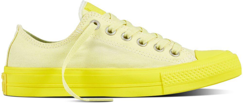 Converse žlté tenisky Chuck Taylor All Star II OX Lemon Hase Fresh Yellow  značky Converse - Lovely.sk ff981ac1042