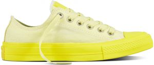 Converse žlté tenisky Chuck Taylor All Star II OX Lemon Hase/Fresh Yellow