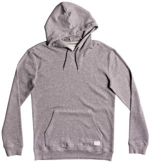 Quiksilver Mikina Caramoranhood Medium Grey Heather EQYKT03594-KPWH S