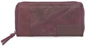 Tamaris Elegantná peňaženka Britta Big Zip around Wallet 7917172-631 Vino comb.