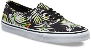 VANS Tenisky UA Authentic Black / True White VA38EMMLD 46