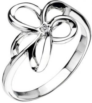 Hot Diamonds Prsteň Paradise Open Petal DR092 54 mm