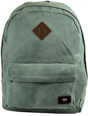 VANS Pánsky batoh Old Skool Plus Backpack Dark Forest V002TM1CI