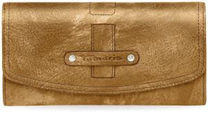 Tamaris Elegantná peňaženka Tara Big Wallet with Flap 7923172-305 Cognac