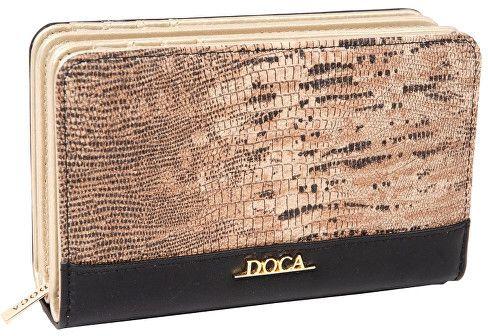 Doca Dámska peňaženka 64783 značky Doca - Lovely.sk 291fad6e151