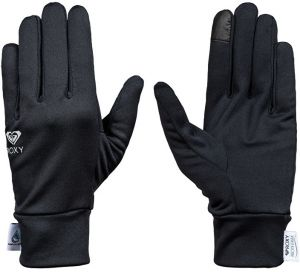 Roxy Rukavice E&C Liner Gloves True Black ERJHN03073-KVJ0 S