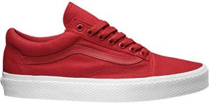 VANS Tenisky Old Skool Racing Red / True White VA38G1OJU 37