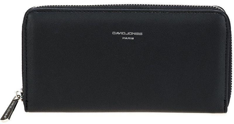 371fd6406c4b David Jones Dámska elegantná peňaženka Black P052-510 značky David Jones -  Lovely.sk