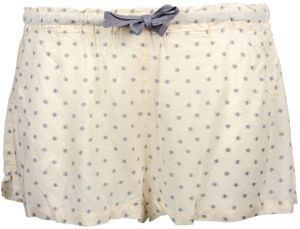 Calvin Klein Dámske kraťasy Bottom Short QS1679E-ONZ Floating Diamond/Ivory S