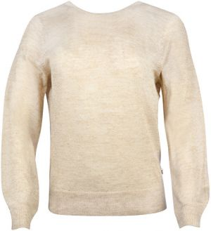 ONLY Dámsky sveter Elan L/S Pullover KNT Pumice Stone XS