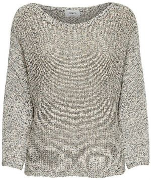 ONLY Dámsky sveter Silvia L/S Pullover KNT Cloud Dancer XS
