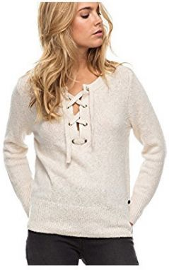 Roxy Sveter My Little Bliss Metro Heather ERJSW03220-TENH M