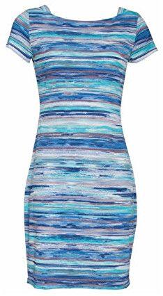 35e92d04812a Smashed Lemon Dámske krátke šaty Blue 18028 03 S značky Smashed Lemon -  Lovely.sk