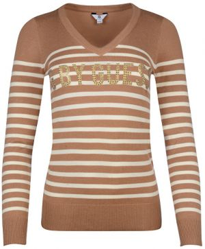 Guess Dámsky sveter G by GUESS Women`s Brea Logo Sweater XS
