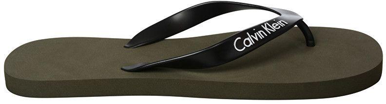 36f86e86e59b Calvin Klein Pánske žabky FF Sandals KM0KM00210 314 M značky Calvin ...