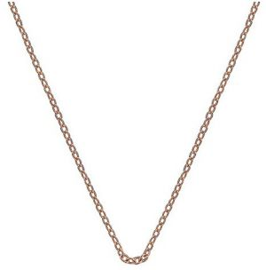 Hot Diamonds Retiazka Emozioni Rose Gold Curb 45 CH022