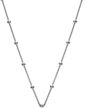 Hot Diamonds Strieborná retiazka Emozioni Silver Cable with Ball Chain CH002