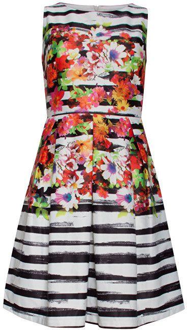 b1a45b79d2d1 Smashed Lemon Dámske krátke šaty White 18435 01 L značky Smashed Lemon -  Lovely.sk