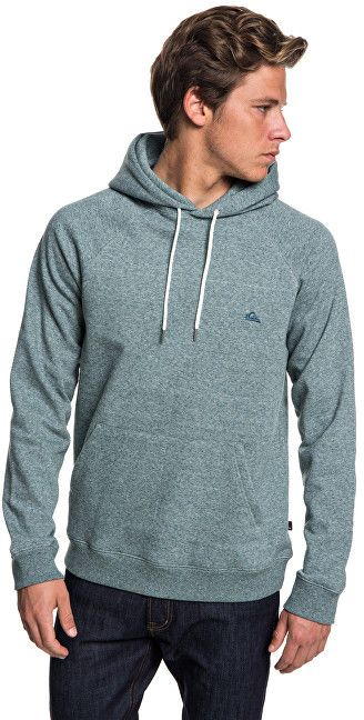 f028a6e891c9 Quiksilver Mikina Everyday Hood Tapestry Heather EQYFT03846-BPHH S značky  Quiksilver - Lovely.sk