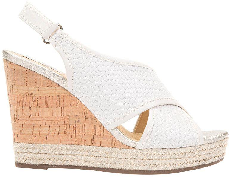 GEOX Dámske sandále Donna Janira C Off White D82P6C-06RBC-C1002 38 značky  Geox - Lovely.sk 822251c6d5
