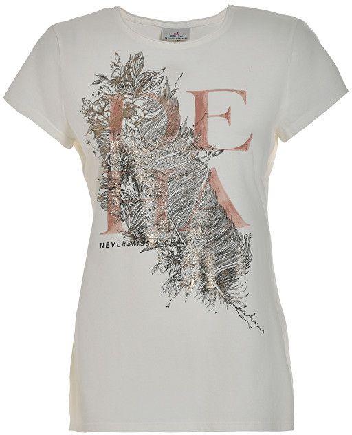 Deha Dámske tričko T-Shirt B84150 Snow XS značky DEHA - Lovely.sk d8912cc891