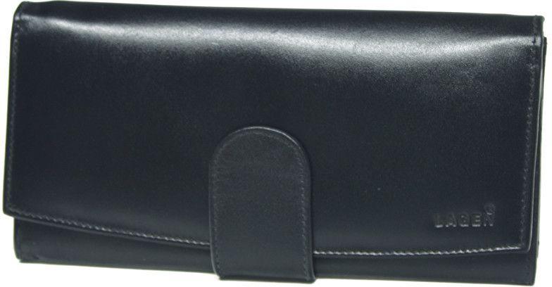 Lagen Dámska čierna kožená peňaženka Black 5152 značky Lagen - Lovely.sk 1e958d3191b
