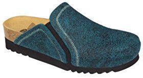 46fb288743b8 Scholl Dámske papuče Vars Bioprint Navy Blue F263011040 38 značky ...