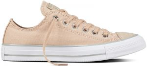 Converse Dámske tenisky Chuck Taylor All Star Particle Beige/Silver/White 39