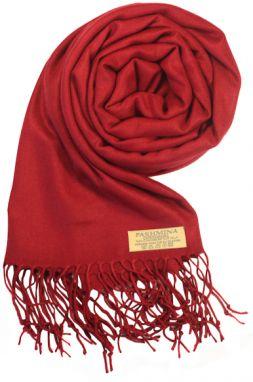 37a5918b70 Červený šál ONLY Nautical značky ONLY - Lovely.sk