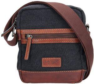 63c53e42fe Lagen Pánska taška cez rameno 22406 TAN   NAVY značky Lagen - Lovely.sk