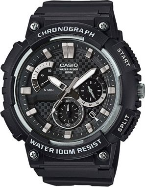 Casio Collection MCW 200H-1A