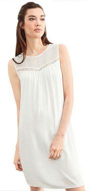807c1f0c33f0 Q S designed by Dámske krátke svetlé šaty - ZĽAVA značky Q s ...