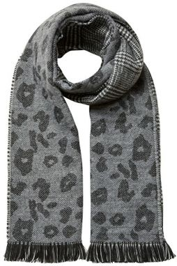Vero Moda Dámska šál Minna Long Scarf Medium Grey Melange